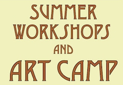 Summer School Workshops and All Day Camps!!